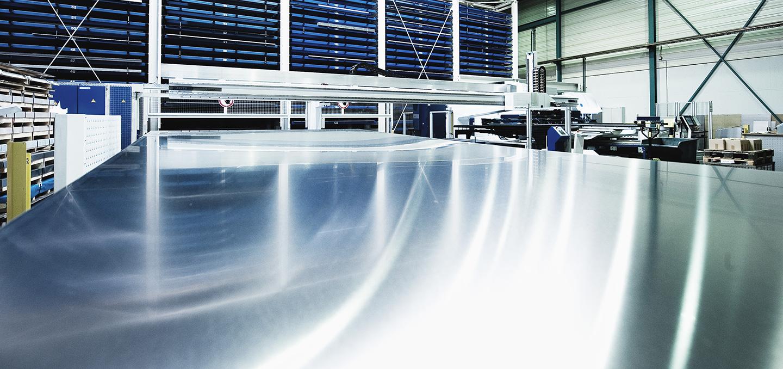 Sonderformate und Übergrößen Laserschneiden und Stanzen