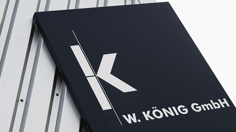 Unternehmen Walter König Blechbearbeitung